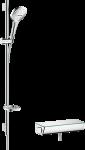 HANSGROHE RAINDANCE SELECT E 120 dušas komplekts 90cm ar termostatu 27039400