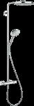 HANSGROHE Raindance Select S Showerpipe 240 dušas sistēma ar termostatu