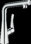 HANSGROHE METRIS Select M71 virtuves izlietnes jaucējkrāns 320 14883000