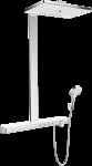 HANSGROHE Rainmaker Select Showerpipe 460 dušas sistēma ar termostatu 27106400