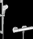 HANSGROHE CROMETTA Vario dušas komplekts ar termostatu 27812400