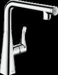 HANSGROHE METRIS Select M71 virtuves izlietnes jaucējkrāns 260 14847000