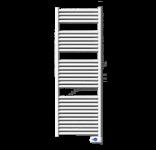 Fondital Ecool ED 500w Alumīnija elektriskajs dvieļu žāvētājs ar digitālo kontroli 45x528xH1143