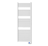 Fondital Ecool ED 700w Alumīnija elektriskajs dvieļu žāvētājs ar digitālo kontroli 45x528xH1563