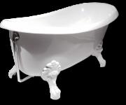 VICTORIA ванна 170x83x610