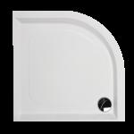 PAA CLASSIC RO90 R500 Dušas paliktnis 90x90 pusapaļš