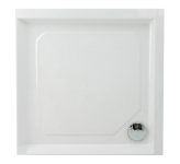 PAA CLASSIC KV90 Dušas paliktnis 90x90 ar paneli