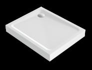 PAA LARGO NEW Dušas paliktnis ar paneli 90x110x13.5