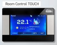 VIADRUS A0C комнатный модуль управления котлом ROOM TOUCH CONTROL