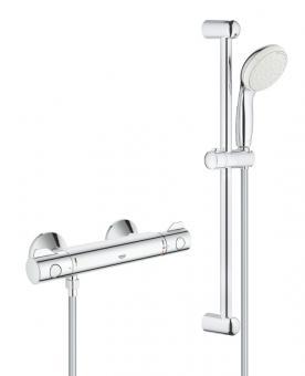 GROHE Grohtherm 800 dušas termostats ar kompl. 34565001