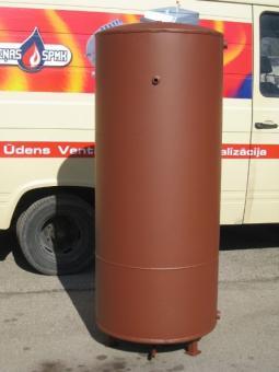 Grobiņas SPMK Akumulācijas tvertne 1500L D1000mm