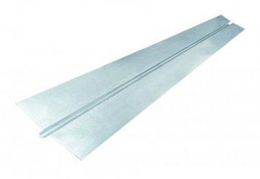 ALU PLATE 1 kan. 1000x195x0.5mm, izol.30mm