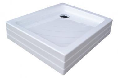 RAVAK Dušas paliktnis ANETA 75-90 PU -R A003701120