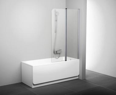 CVS2 Стенка для ванны 100 L (левая) полиров./Transparent