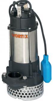 WORTEX Iegremdējamais sūknis DRAIN 130-S HP1.3 230V