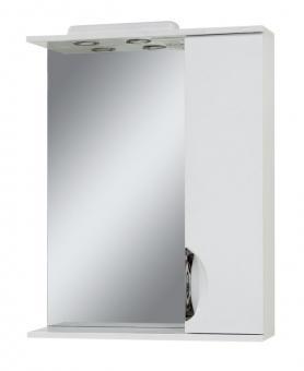SANSERVIS LAURA 65 skapis (labais) ar spoguli 65x86.5x17 489711