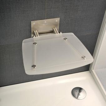 RAVAK OVO B dušas sēdeklis