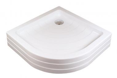 RAVAK Dušas paliktnis RONDA 90 PU - R A207001120