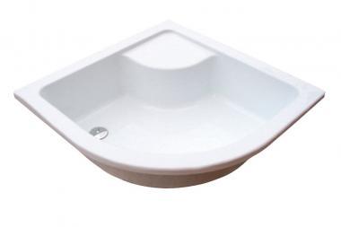 RAVAK Dušas paliktnis SABINA 80 LA R500 A214001020