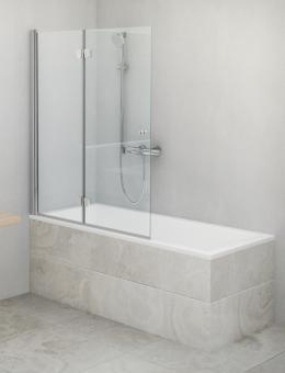Roth Roltechnik TZV L2 1000 загородка для ванной брилл./стекло