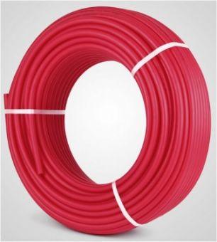 Grīdas apkures caurule PE-RT/EVOH/PE-RT 16x2 600m sarkana