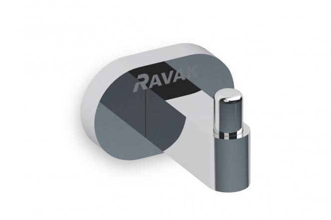 RAVAK CHROME CR 110.00 āķis - pakaramais X07P320