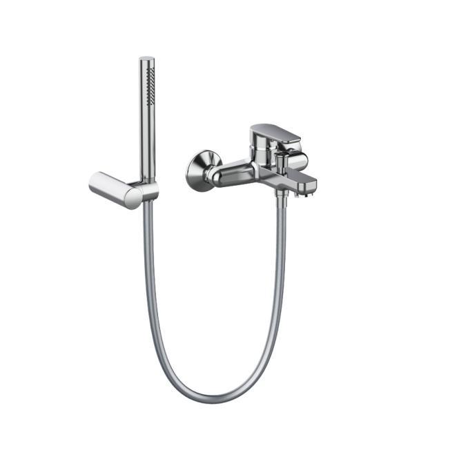 Tiemme LIKE смеситель для ванны в комплекте с душем L03