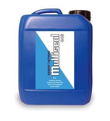 UNIPAK MULTISEAL 84S 5L <400L/dienā sadzīves un dzeramā ūdens sistēmām