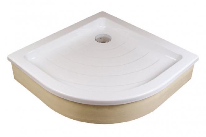 RAVAK Dušas paliktnis RONDA 80 EX - R A204001320