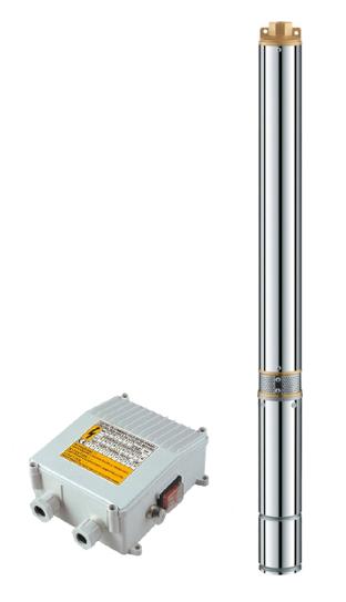 ECOCENT Dziļurbuma sūknis ECO3.5SD2 - 91/21 2,0HP 90mm
