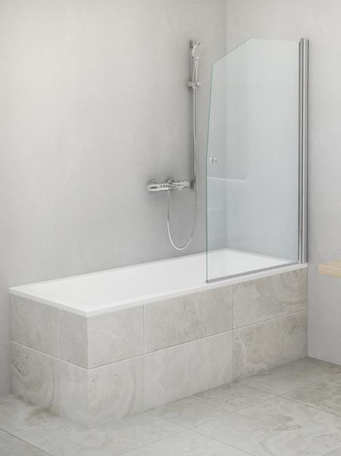 ROLTECHNIK SWING 850 vannas siena sudrabs/stikls