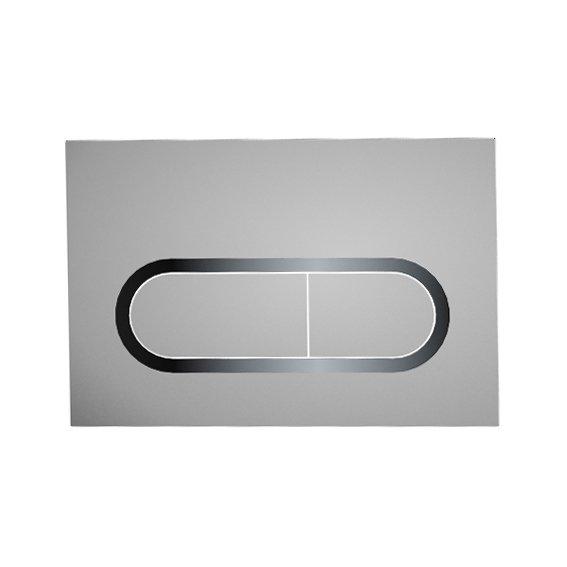 RAVAK Chrome kontroles taustiņš 247x165 satīns X01454
