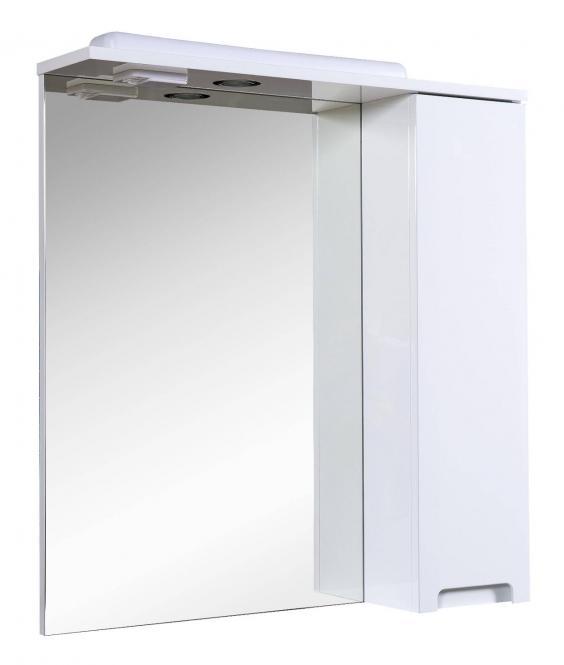 AKVARODOS QUADRO Spogulis ar apgaismojumu 70